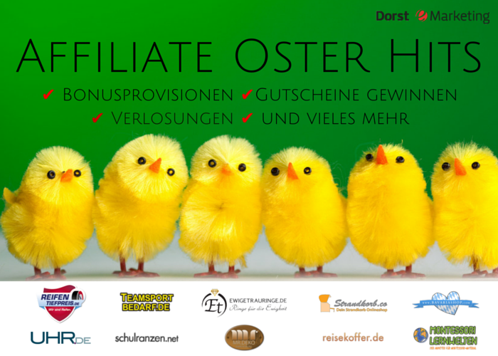 Affiliate Oster Hits 2016