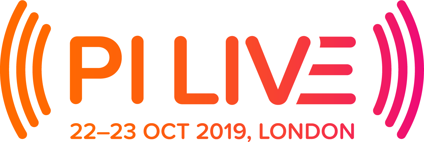 Meet us at PI Live 2019